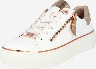 Dockers by Gerli Baskets basses en blanc, Vue avec produit