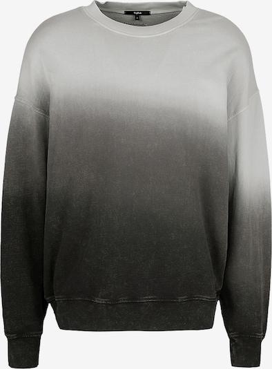 Felpa tigha di colore grigio fumo / grigio chiaro / nero, Visualizzazione prodotti