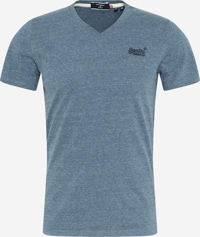 Superdry Shirt in dunkelgrau, Produktansicht