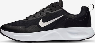 Sneaker low Nike Sportswear pe negru, Vizualizare produs