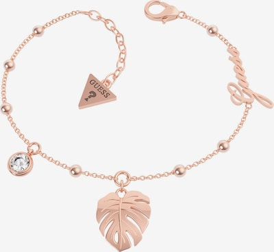 GUESS Armband in rosegold, Produktansicht