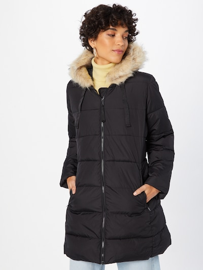 GAP Χειμερινό παλτό σε μαύρο, Άποψη μοντέλου