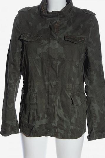 Peckott Militaryjacke in M in khaki, Produktansicht