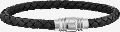POLICE Armband in schwarz, Produktansicht