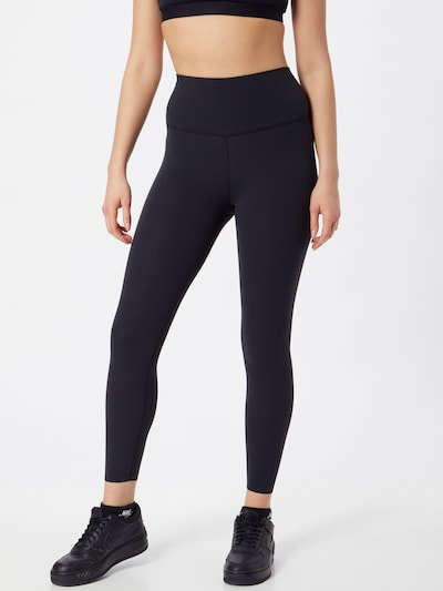 NIKE Sporthose in schwarz, Modelansicht