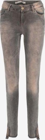 CIPO & BAXX Jeans 'WD355' in de kleur Bruin, Productweergave