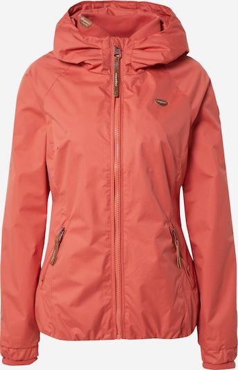 Ragwear Jacke 'Dizzie' in orangerot, Produktansicht