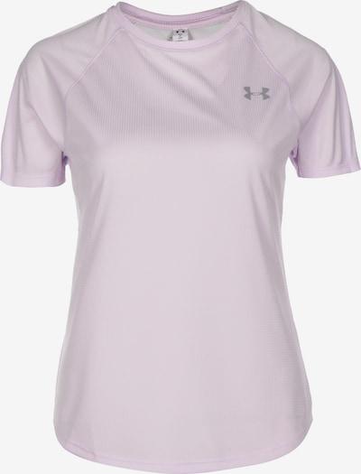 UNDER ARMOUR T-shirt fonctionnel en violet, Vue avec produit