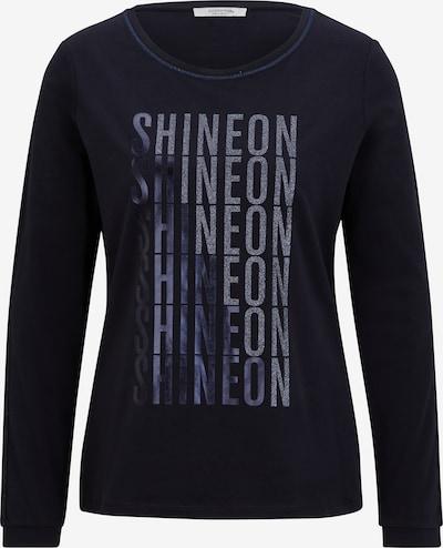 Ci comma casual identity Shirt in dunkelblau, Produktansicht