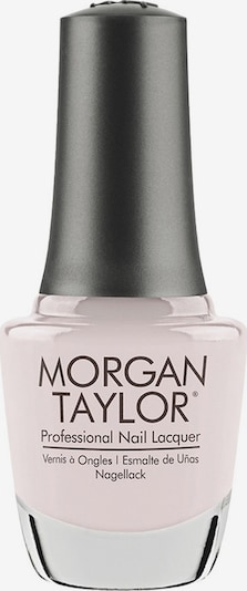 Morgan Taylor Nail Polish 'White & Nude Collection' in Black / Transparent, Item view