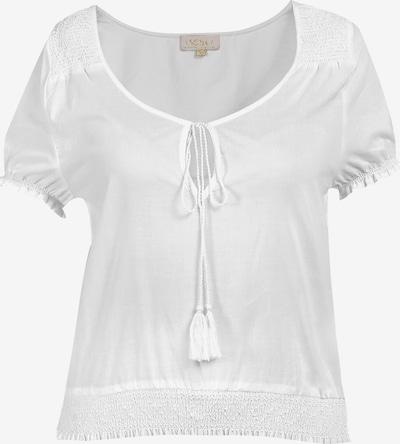 usha FESTIVAL Shirt in de kleur Wit, Productweergave