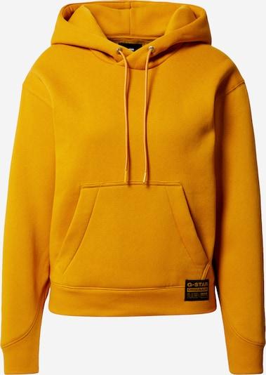 G-Star RAW Sweatshirt in de kleur Geel, Productweergave