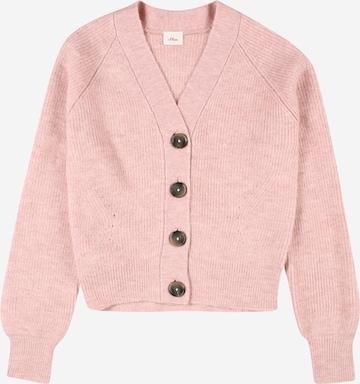 s.Oliver Kampsun, värv roosa