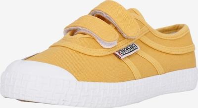 KAWASAKI Kinderschuhe in gelb, Produktansicht