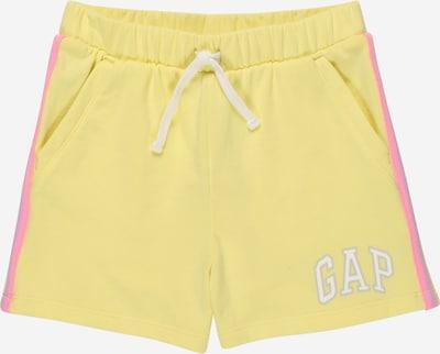 GAP Broek in de kleur Lichtgeel / Jade groen / Lichtlila / Pink / Wit, Productweergave