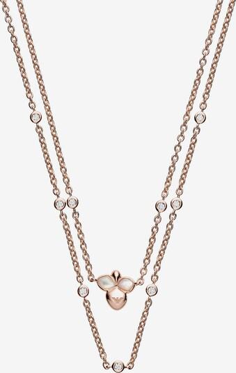 Emporio Armani Emporio Armani Damen-Kette 925er Silber ' ' in rosegold / silber, Produktansicht