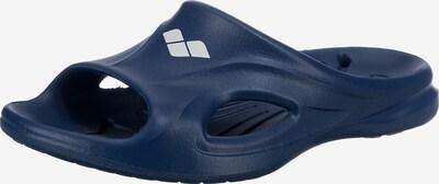 ARENA Badelatschen in dunkelblau, Produktansicht