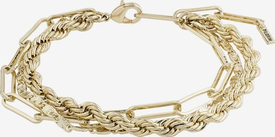 Pilgrim Bracelet 'Simplicity' in gold, Item view