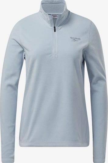 Reebok Sport Fleece Jacket in Royal blue / Light blue, Item view