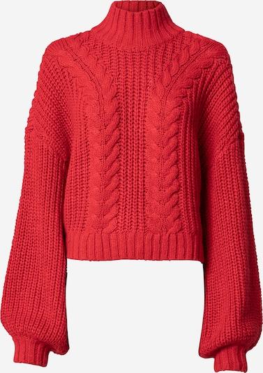 VERO MODA Pullover 'MIRANDA' in rot, Produktansicht