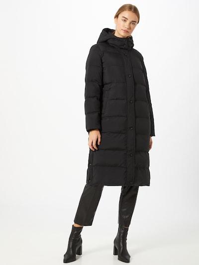 OPUS Mantel 'Hermina LT1' in schwarz, Modelansicht