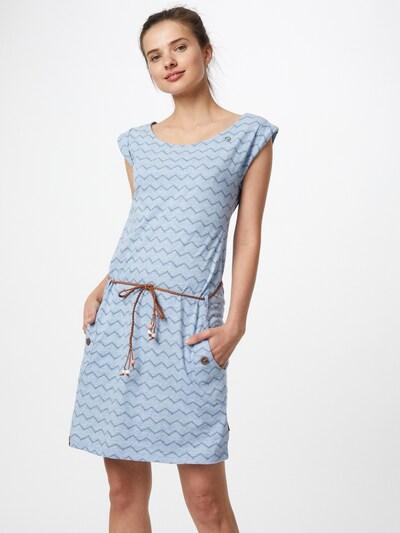 Ragwear Zomerjurk in de kleur Blauw / Lichtblauw, Modelweergave
