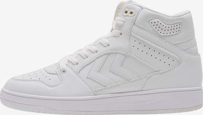 Hummel Sneakers hoog in de kleur Offwhite, Productweergave