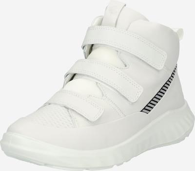 Sneaker ECCO pe negru / alb, Vizualizare produs
