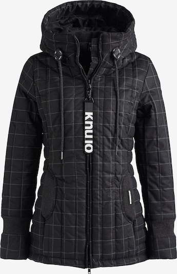 khujo Winter Jacket 'TWEETY PRIME4' in Black, Item view
