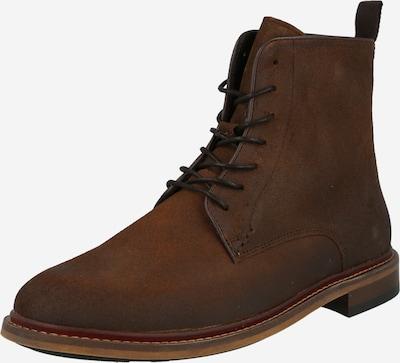 sötét barna Shoe The Bear Fűzős csizmák, Termék nézet