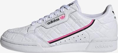 ADIDAS ORIGINALS Sneakers laag 'Continental 80' in de kleur Pink / Zwart / Wit, Productweergave