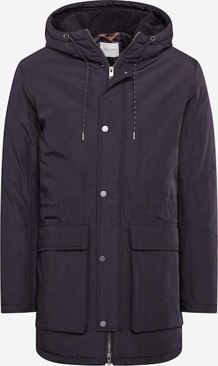 SELECTED HOMME Parka 'SLHLEO' in schwarz, Produktansicht