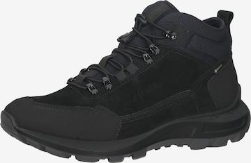 FRETZ MEN Boots in Schwarz