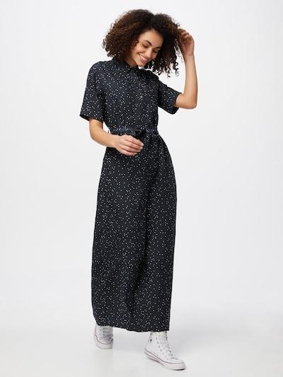 DENHAM Košilové šaty 'DENISE' - noční modrá / bílá, Model/ka