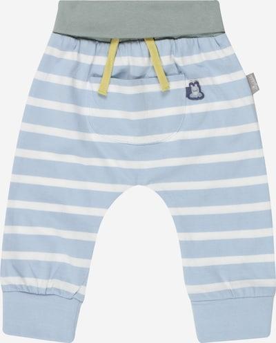 Kelnės iš SIGIKID , spalva - mėlyna dūmų spalva / balta, Prekių apžvalga
