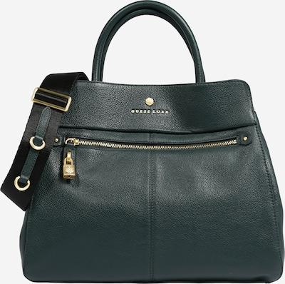 GUESS Handtasche 'Eve' in dunkelgrün, Produktansicht