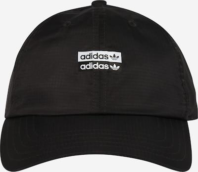 ADIDAS ORIGINALS Cap in schwarz / weiß, Produktansicht