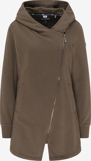 DreiMaster Vintage Sweatvest in de kleur Bruin, Productweergave