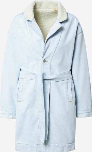 Cappotto di mezza stagione LEVI'S di colore blu chiaro, Visualizzazione prodotti
