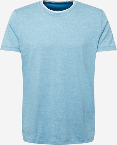 ESPRIT Shirt in de kleur Lichtblauw / Wit, Productweergave
