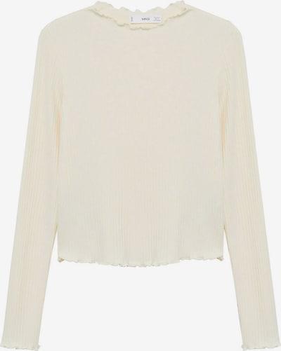 MANGO Shirt 'Miranda' in naturweiß, Produktansicht