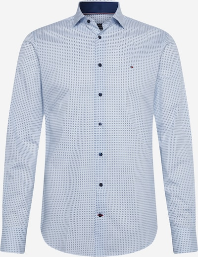Tommy Hilfiger Tailored Business shirt in navy / light blue / white, Item view