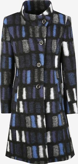 ERICH FEND Wintermantel 'ALMARIE-98' in de kleur Blauw, Productweergave