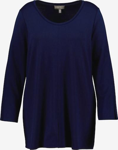 Ulla Popken Shirt in de kleur Donkerblauw, Productweergave