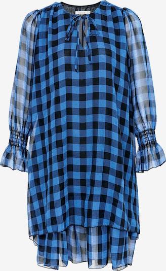 Noella Kleid in blau / schwarz, Produktansicht
