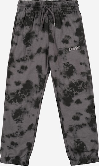 LEVI'S Bikses, krāsa - grafīta / melns, Preces skats