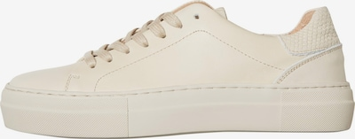 Sneaker low 'Birdy' VERO MODA pe alb lână, Vizualizare produs