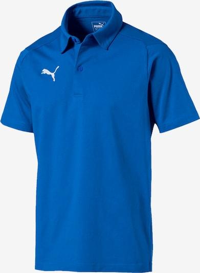 PUMA Poloshirt in royalblau, Produktansicht