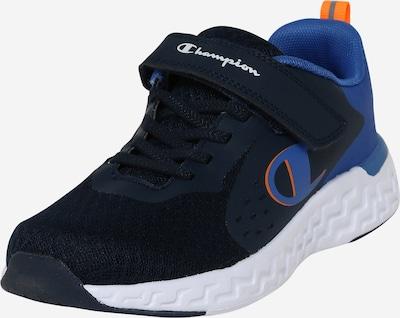 Champion Authentic Athletic Apparel Sneaker 'Bold' in blau / dunkelblau / hellorange / weiß, Produktansicht