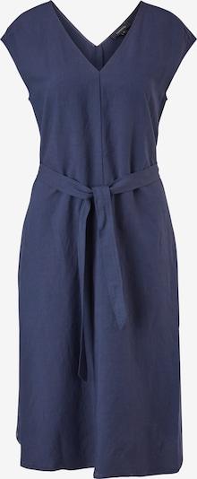 COMMA Kleid in navy, Produktansicht
